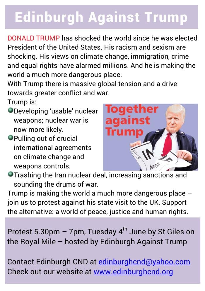 E against Trump