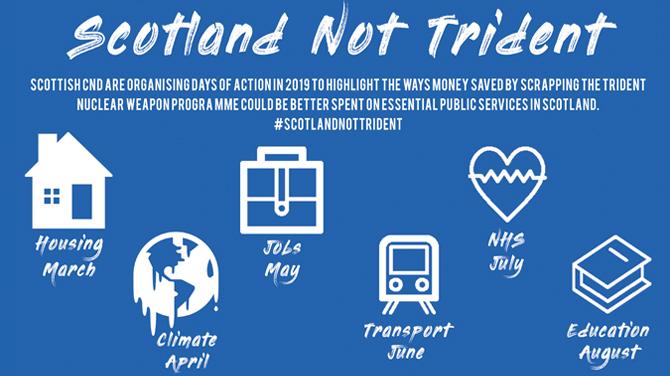SCOTLAND NOT TRIDENT